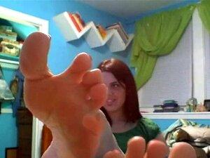 pies de chica en