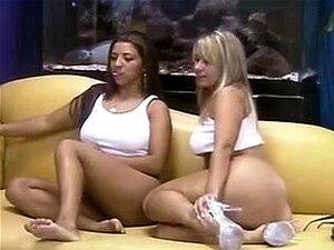 Dos de nosotros tira en nuestro video de la sexy