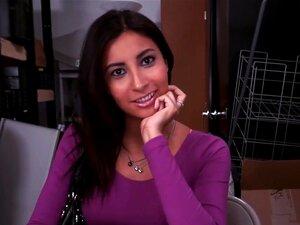 Amateur Latina Jade Jantzen las audiciones para