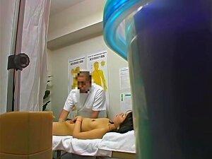 Cámara voyeur en masajes tiro gal