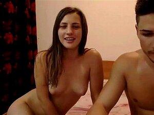 Webcam increible pareja follada y corrida