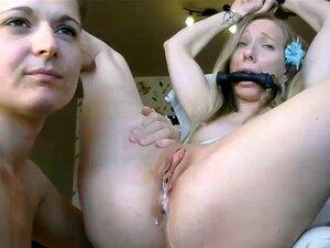 Dos lesbianas hermosa