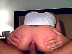 Amateur MILF rubia follada anal