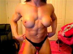 Chica de Webcam)